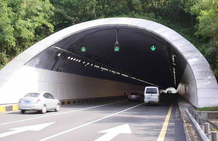 隧道耐候装饰板