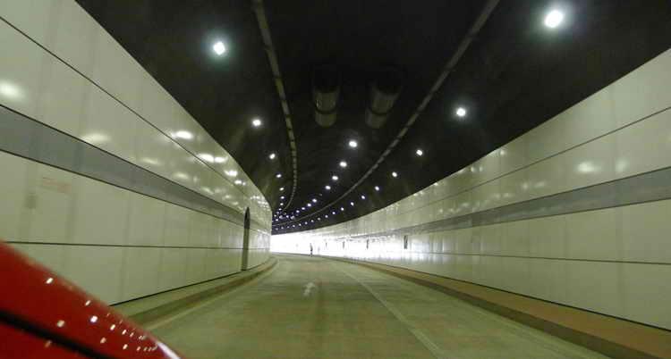 隧道装饰板 干挂式